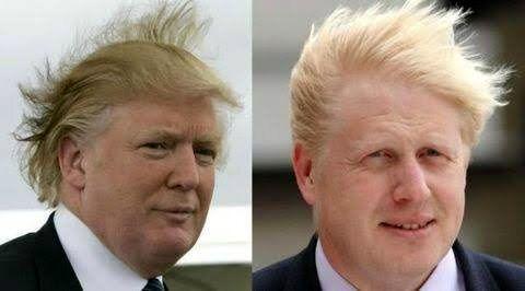 چرا بوریس جانسون موهای خود را شانه نمیکند؟