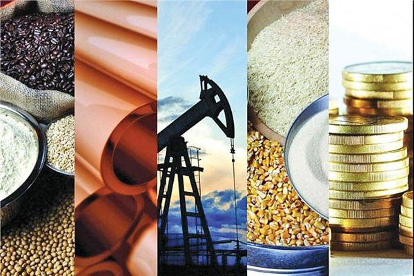 رشد بازارهای پایه با دو متغیر