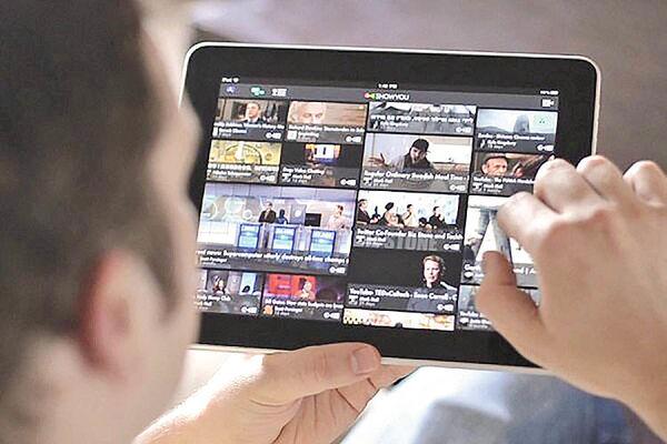 اینترنت VOD رایگان نیست
