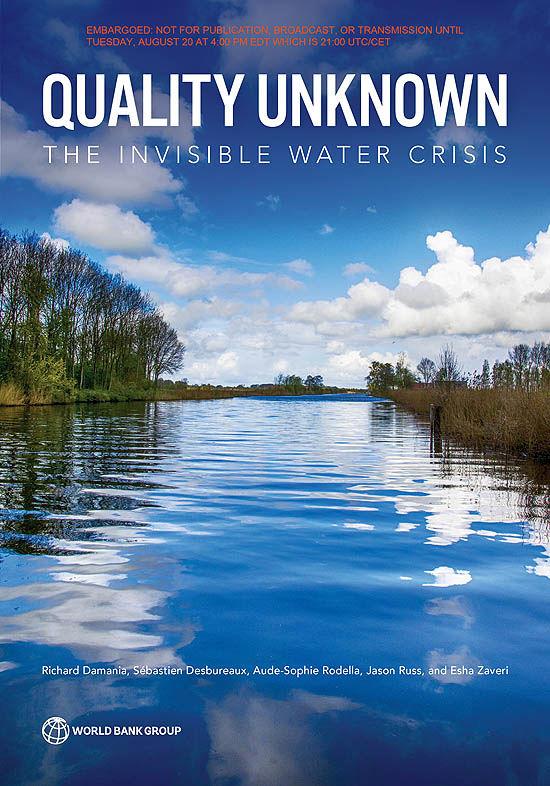 نیمه پنهان بحران آبی