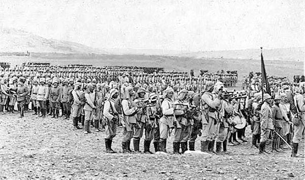 تجاوز عثمانی به مرزهای غربی در دوره مشروطه