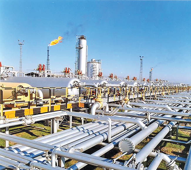برنامه نوسازی تاسیسات نفتی
