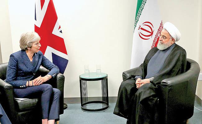 نظر روحانی درباره مهمترین موضوع در روابط امروز ایران و اروپا