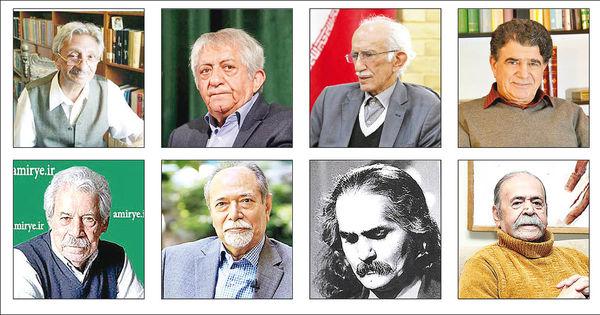 نام بزرگان هنر بر خیابانهای تهران