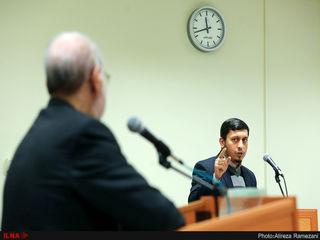 جلسه رسیدگی به سه متهم پرونده بانک سرمایه