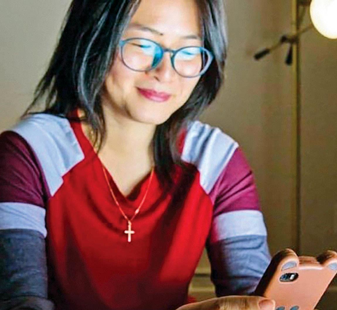 سارا یانگ: استفاده از تخصص دیجیتال برای اثرگذاری اجتماعی