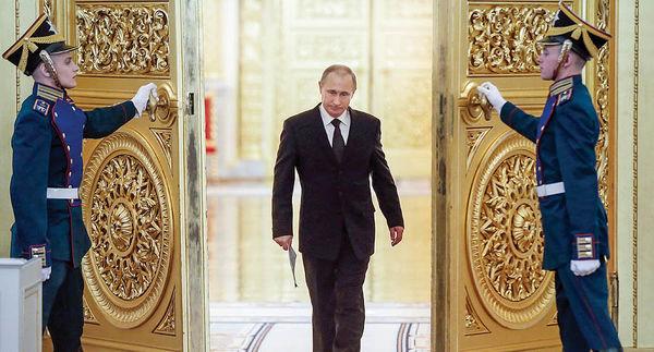 دژ پوتین مقابل تحریمها