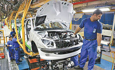 موتور حمایتی دولت از خودروسازان روشن شد؟