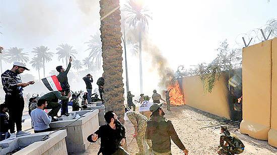 دور تازه تنشها میان ایران و آمریکا در عراق؟