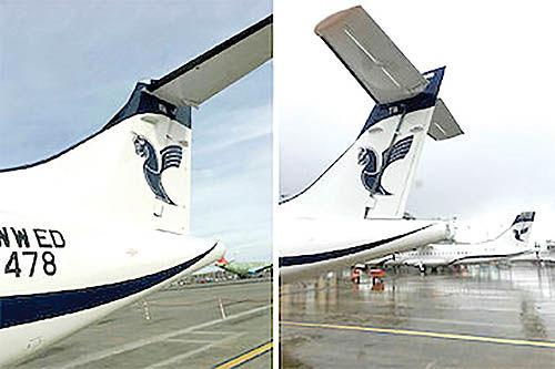 تحویل دو فروند ATR جدید به ایران