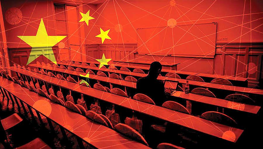 جبهه جدید جنگ آمریکا و چین