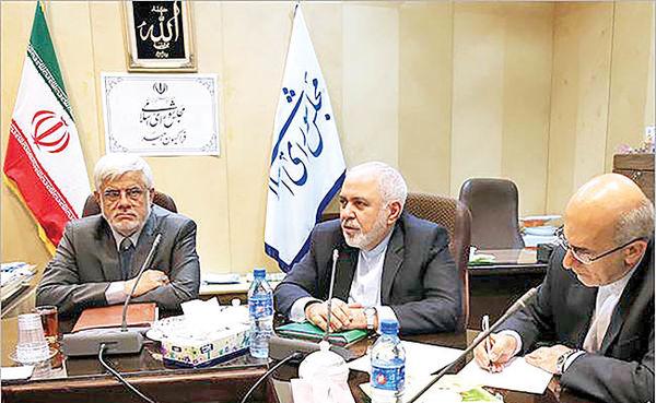 مخالفت 3 فراکسیون با استیضاح ظریف