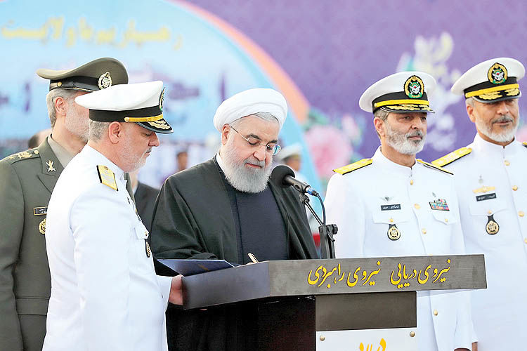 ایران تهدیدی برای جهان نیست