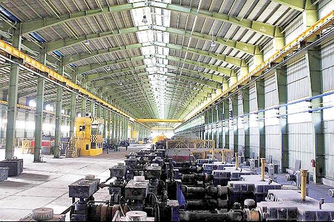 نشانی جدید نیمهتمامهای صنعتی