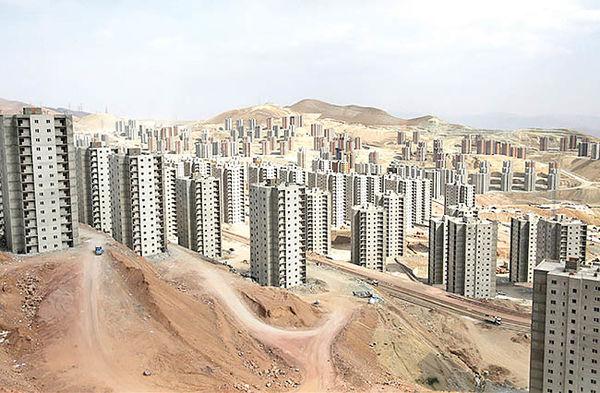 ساخت مسکن در بیابان