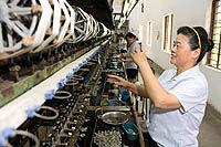 چالش ابریشمی چین