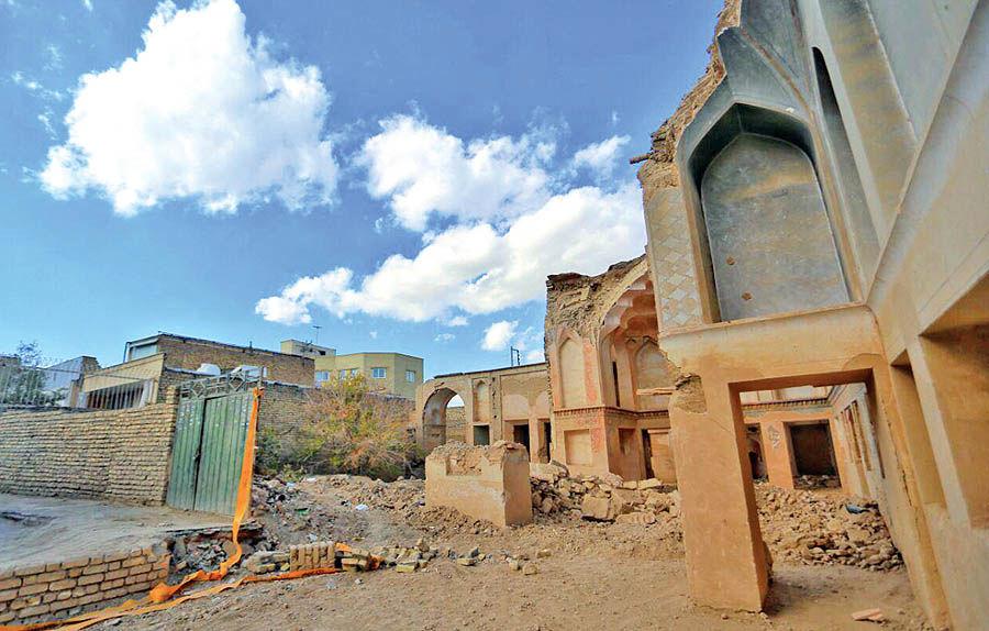 تجربه برخورد جهانی با تخریب گران میراثفرهنگی