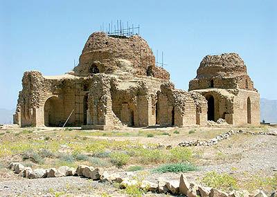 مرمت قدیمیترین گنبد جهان
