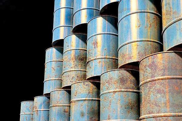 نیمه پر کاهش قیمت نفت