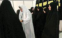 نمایشگاههای پوشاک اسلامی هر سهماه یکبار برپا میشود