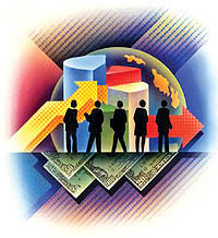 رشد بلند مدت تنها با حقوق مالکیت