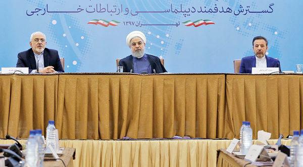 ترسیم نقشه راه دیپلماسی ایران