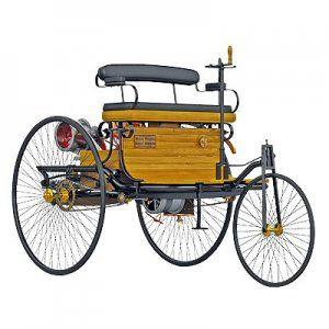 سهچرخه آقای بنز
