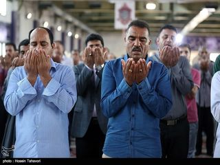 نماز عید قربان در سراسر ایران