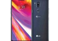 LG G7 ThinQ با رنگ مشکی به نمایش گذاشته شد