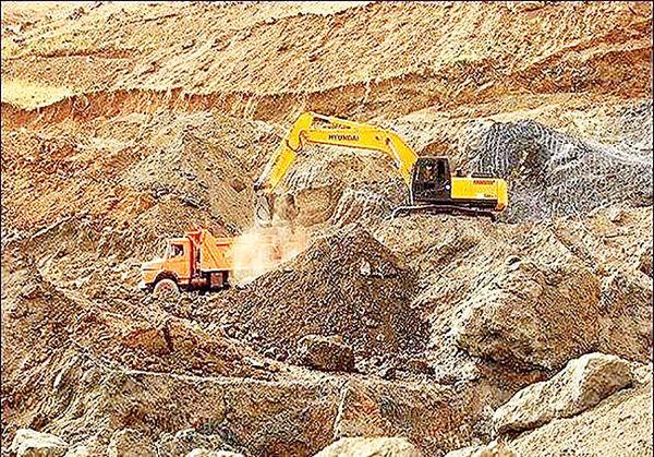نگرانیهای توسعه بخش معدن