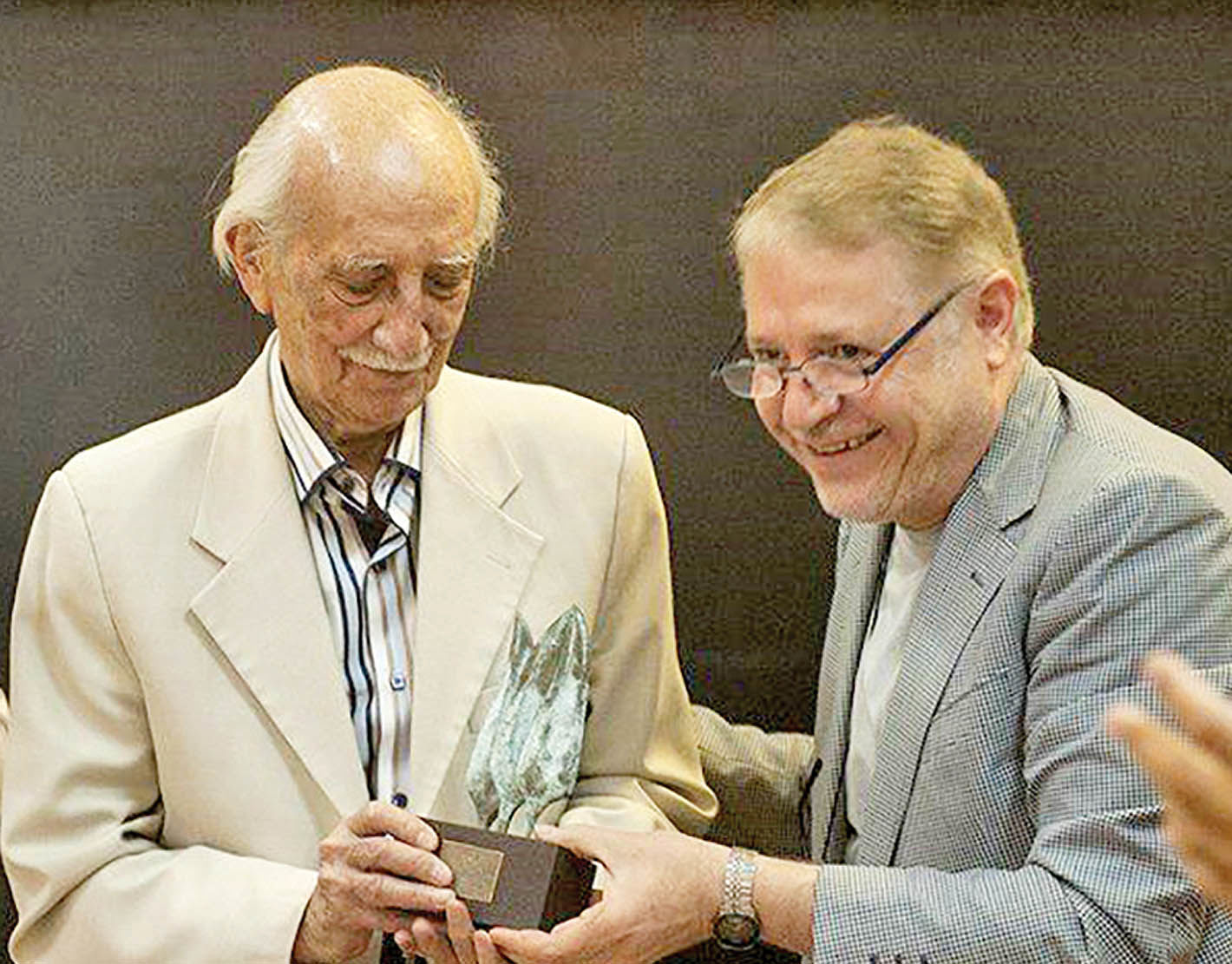 آرزوی داریوش اسدزاده برای 100 ساله شدن