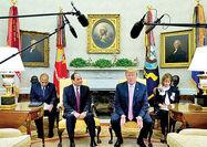خروج مصر از اتحاد ضدایرانی
