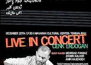 نوازندگی آهنگساز ترکیهای در نیاوران