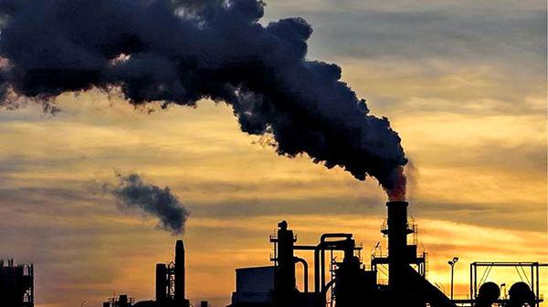 رکورد تراکم گازهای گلخانهای در جهان