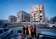 ابعاد بزرگترین زلزله ربع قرن ایران