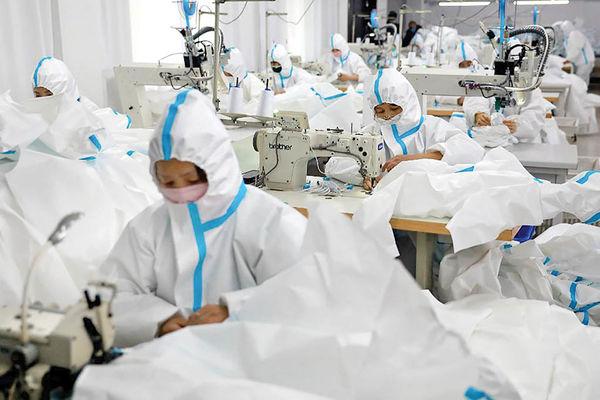 مدیریت کارخانههای تولیدی در بحران کرونا