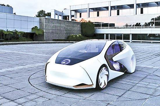 عزم تویوتا برای ارتقای خودروهای خودران