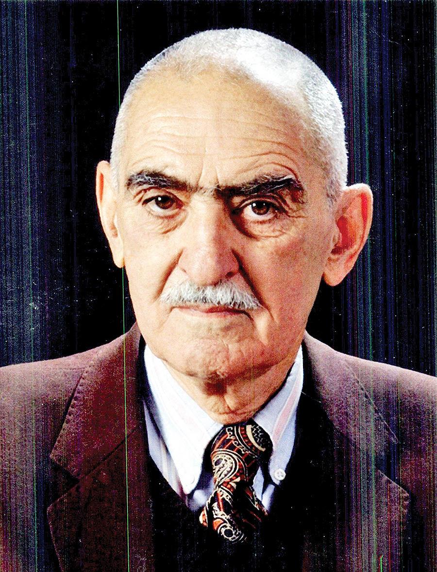 آیین نکوداشت ایرج افشار در دانشگاه تهران