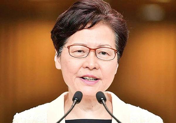 عقبنشینی چین در هنگکنگ