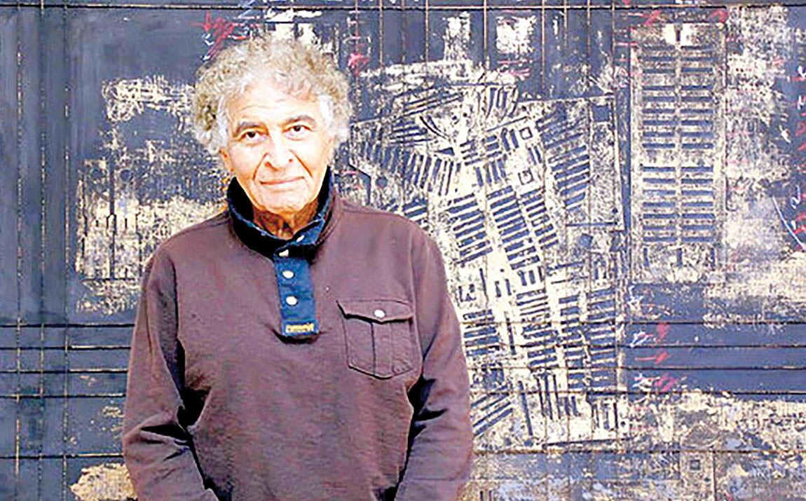 نقاش معروف ایرانی درگذشت
