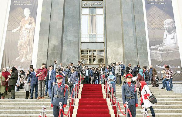 پایان قطعی نمایش آثار «لوور» در ایران