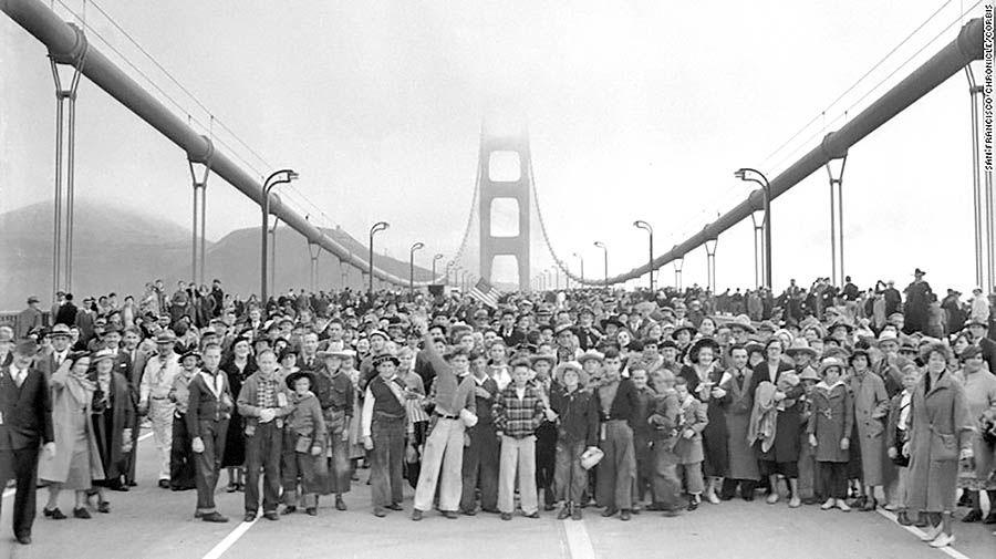 دروازه طلایی سانفرانسیسکو