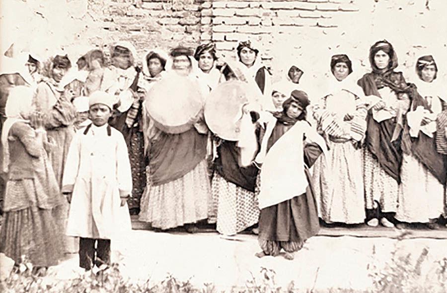 فروش دختران قوچانی در دوره قاجار