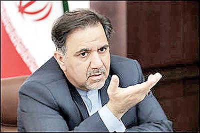 تشکر 167 نفری نمایندگان از عباس آخوندی
