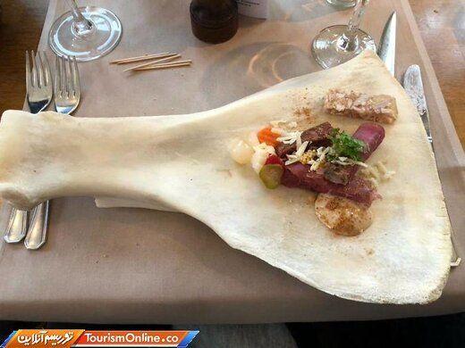 عجیبترین راههای سِرو غذا در رستورانها