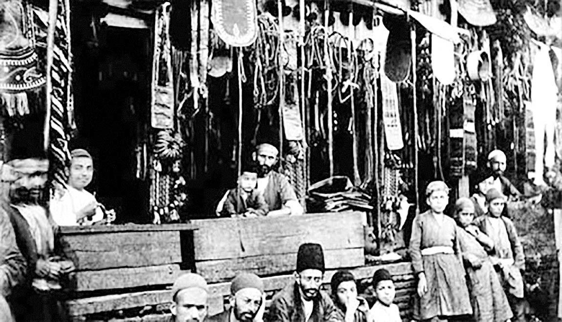 اوضاع اقتصادی کاشان  در دوره قاجار
