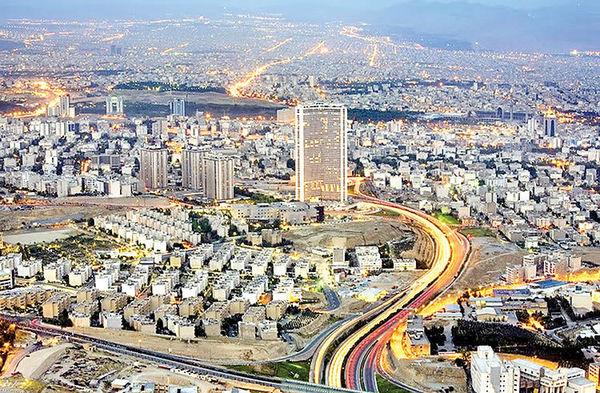نقطه مردود برای پایتخت جدید