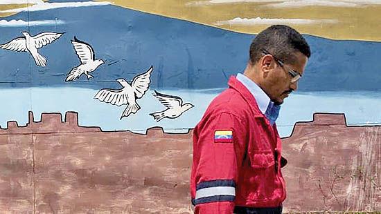 دو روی تحریم نفت ونزوئلا