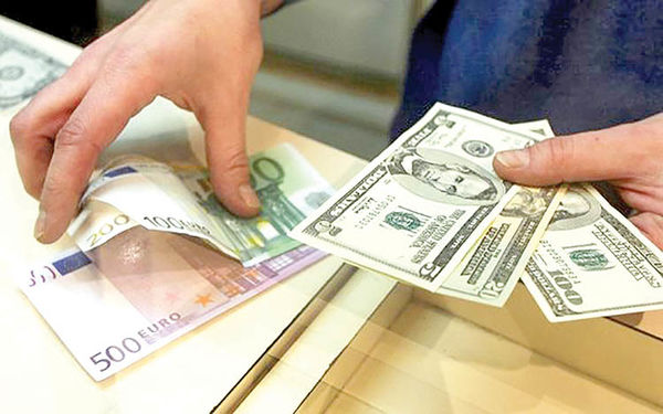 برگشت دلار از مسیر صعودی
