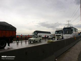 تصادفات جاده ای